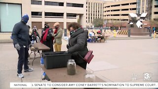 Omahans remember lynching victim at Douglas County Courthouse