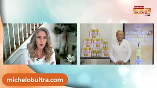 Michelob Ultra brewing with solar Electricity   Morning Blend