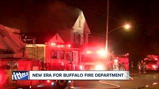 Buffalo Fire's first black female lieutenant