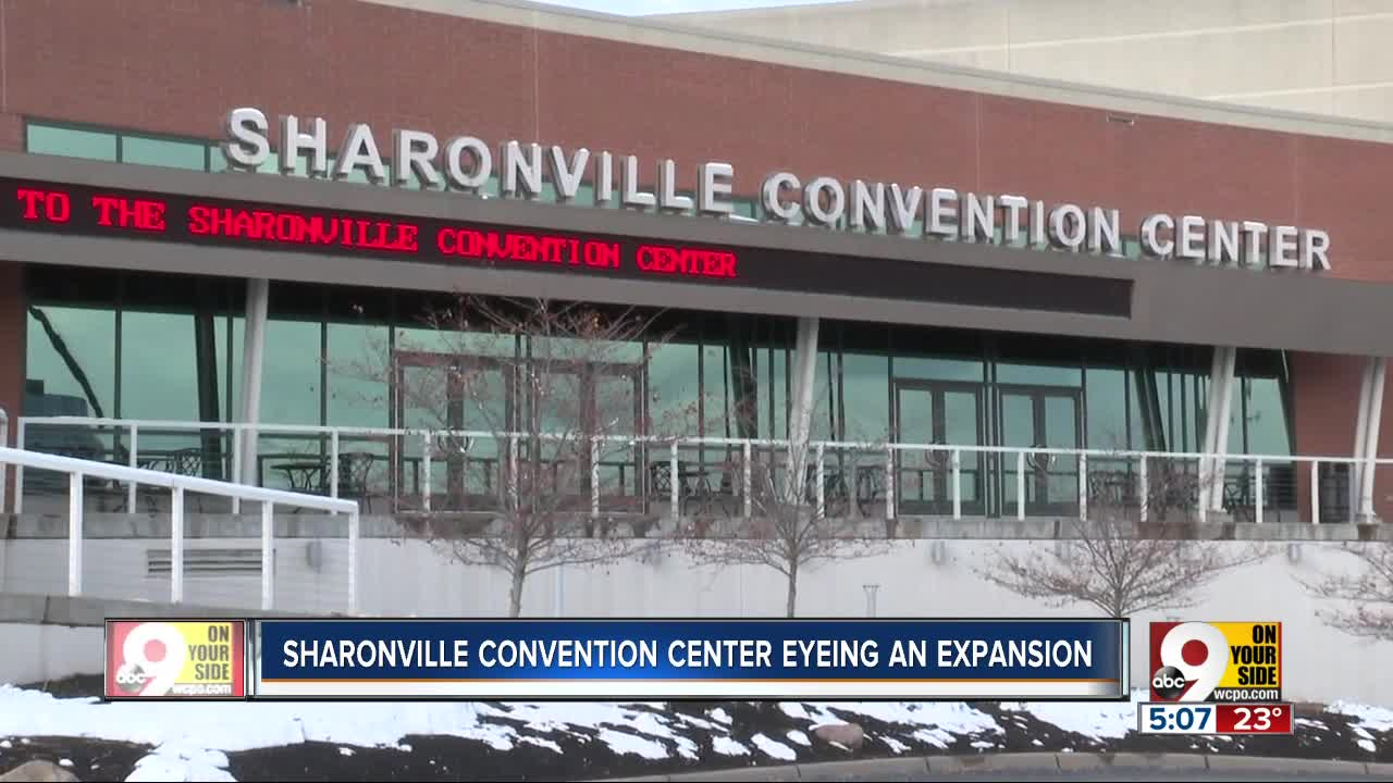 Sharonville Convention Center looking to double in size