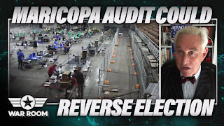 Roger Stone Says Maricopa Audit Could Potentially Reverse Election Results