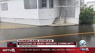 Flooding in Boynton Beach