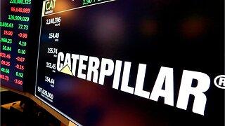 Caterpillar Falls On Struggles In China