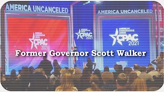 CPAC 2021 * Former Governor Scott Walker