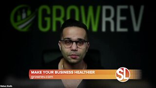 Grow Rev talks about making your business healthier in 2021
