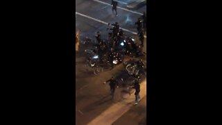 Protest turns violent in Tempe