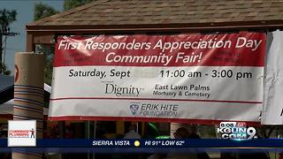 First responders honored at community fair