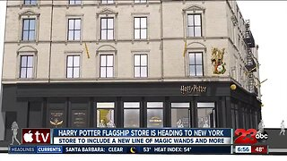 Harry Potter Flagship store coming to New York this summer