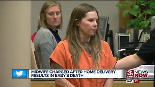 Unlicensed midwife charged with child abuse after home delivery infant death