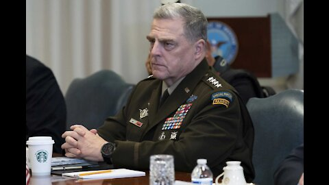 We Need 'to Hear From Gen. Milley Himself'