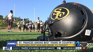 St. Frances among best teams in country