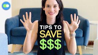 EASY WAYS TO SAVE MONEY! 🤑 | 10 Money Saving Tips