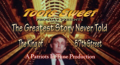 King of 57th Street (The Greatest Story Never Told) by Toots Sweet