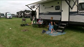 EAA AirVenture organizers, campers prepare for severe weather