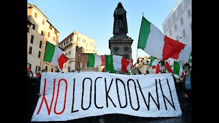 Italy, Poland And Mexico. Businesses Opening Against Lockdowns!