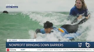 San Diego non-profit connects underserved youth with outdoor activities
