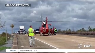 Disaster response team from Marco Island aids in Ida relief