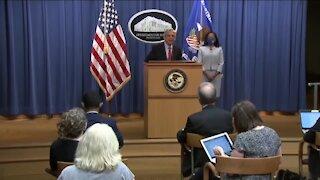 Watch: DOJ announces investigation into City of Phoenix and Phoenix Police Department