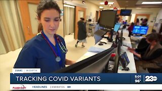 COVID variants remain a cause for concern in Kern County