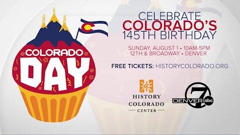 History Colorado celebrates Colorado Day on Sunday, Aug. 1 with free admission