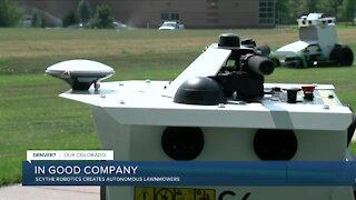In Good Company: Scythe Robotics creates autonomous lawnmowers