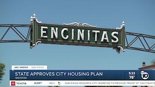 California approves Encinitas' new housing plan