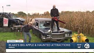 Blake's Big Apple & Haunted Attractions