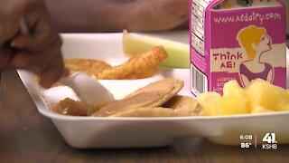 Hickman Mills feeds students amid metro-wide supply shortage