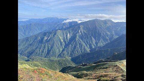 Hiking Mt. Tanigawa