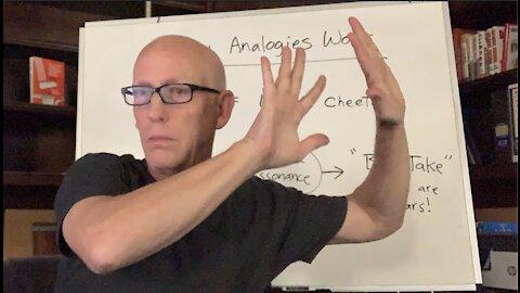 Episode 1522 Scott Adams: How Analogies Work. You Probably Won't Like it. So Definitely Watch.