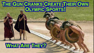 Gun Cranks TV: The Creation Of The Gun Cranks Olympics!