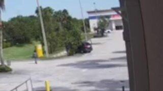 Surveillance video of shooting in Restaurant Depot parking lot