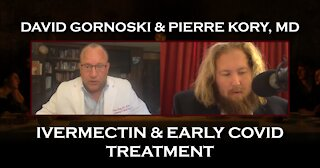 Pierre Kory, MD on Ivermectin and Early COVID Treatment