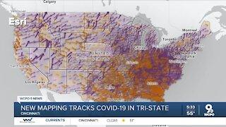 GIS technology map