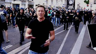 France Protest Against Forced Vaccination