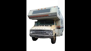 RV purchase! The Long Hauler 2 Comes Home