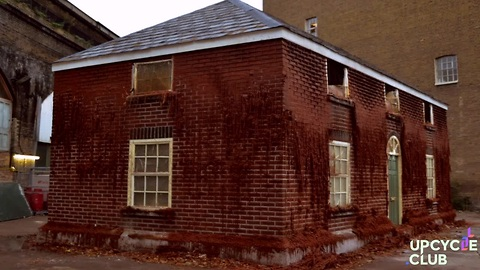 House Of Wax Shrinks As It Melts Down Within Thirty Days