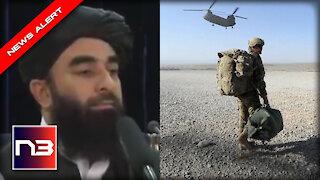 Biden Surrenders, EVACUATES Troops as Taliban Preps Historic Hostage Crisis