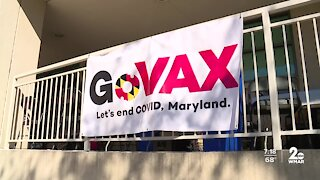 District Court in Baltimore City holds COVID-19 vaccination clinic on Wednesday