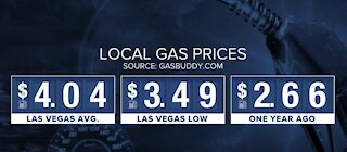 Gas prices expected to stabilize soon