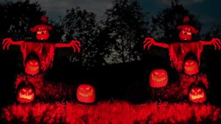 There's one weekend left of Jack O'Lanterns Unleashed at Ingham County Fairgrounds