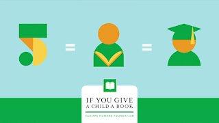 Give A Child A Book Campaign