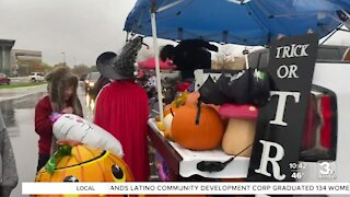 Trunk or Treat event held for kids with intellectual and developmental disabilities