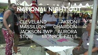 NE Ohio cities host National Night Out tonight