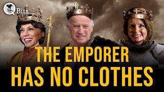 #432 // THE EMPEROR HAS NO CLOTHES