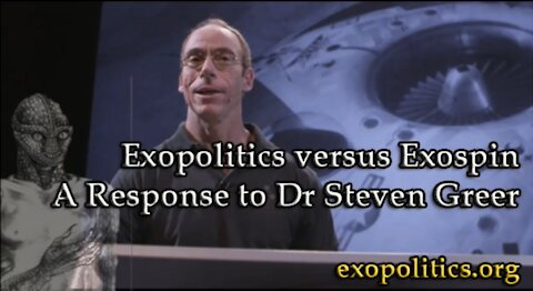 Dr Michael Salla Responds To Stephen Greer About The Next False Flag Event