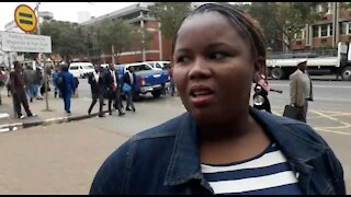 SOUTH AFRICA - KwaZulu-Natal - Interviews with people surrounding Zuma Trial - Day 2 (Videos) (KHj)