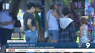 Cochise County honors veterans and first responders with 9/11 Freedom Festival