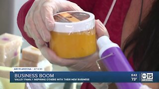 Buckeye woman hopes her bath salts business empowers others
