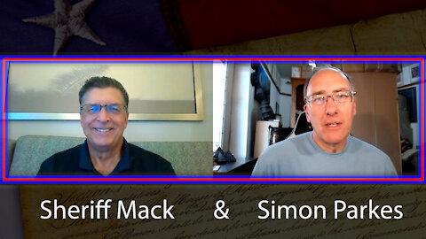Sheriff Mack & Simon Parkes 1st Aug 2021